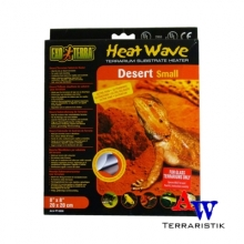ExoTerra - Heat Wave - Heizmatte - small - 20 x 20cm - 8 Watt