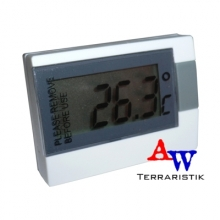 Thermometer - digital - weiß