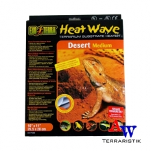 ExoTerra - Heat Wave - Heizmatte - medium - 26,5 x 28cm - 16 Watt