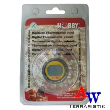Hobby digitales Thermometer - rund -
