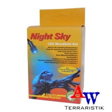 Lucky Reptile Night Sky - LED Mondlicht Set - 3 LEDs